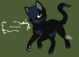 Moonpelt- Kitten Creator 2 by JellyKitteh
