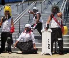 AX 2011 Naruto Gathering by broken-with-roses