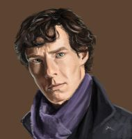 Holmes by YairMor