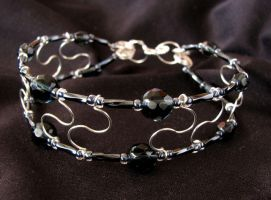 Wire bracelet_7 by Astukee