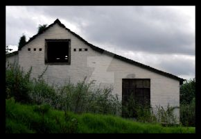 Old country building. by purgatoryboy