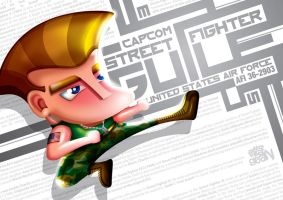 Guile by Seanleedesign