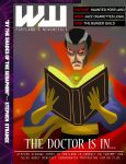 Dr. Strange - - Fake Willamette Week Cover by bmosley45