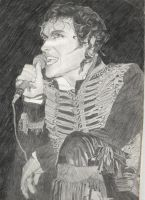 Adam Ant by AndyRidae