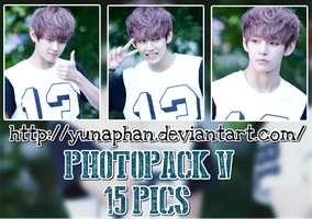 PHOTOPACK V (BTS) #129 by YunaPhan
