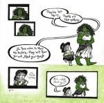 Tock the Gnome, page 72 by rachelillustrates
