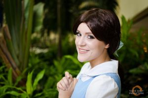 Belle at AFO by ThatLilyLeRoi