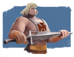 MOTU 2015-01-he-man by Vandrell