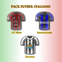 Pack Futbol Italiano by wevenezuela