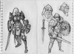 a couple of new sketches1 by dron111