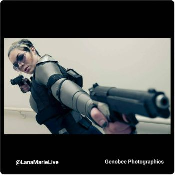 Cassie Cage - Mortal Kombat X by LanaMarieLive