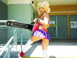 juliet lollipop chainsaw by rykku-chan