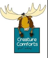 Creature Comforts Logo_Moose by Bardagh