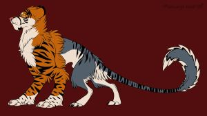 Tiger-Wolf by Semargl-Wolf