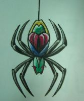 spider by accomplicefarrell