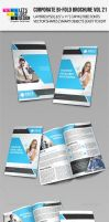 Creative Corporate Bi-Fold Brochure Vol 21 by jasonmendes