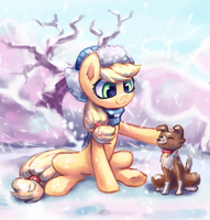Winter Jack by INowISeeI