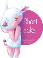 Shortcake by MissMellifluous