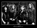 Old School Metallica by victoriandeath