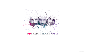 I Love Swedish House Mafia by HAZARDOS