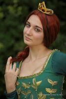 Princess Fiona Cosplay 4 by ASCosplay