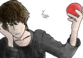 Raito Draw by armedes