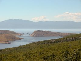 Bridge in Croatia by Hun82