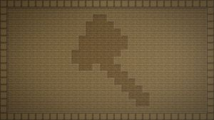 Tools of the Trade: Wood Axe Wallpaper by elbarnzo