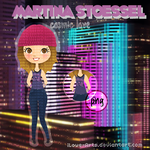 Martina Stoessel ~ Cosmic Love Doll .png by iLove-Arts