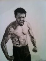 Carlos Condit by alcides93