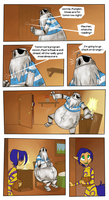 Rayman - Neocreation Day Fan Comic - page 29 by EarthGwee