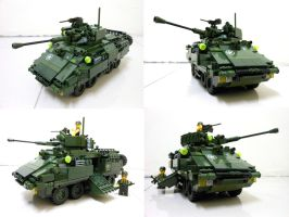 Small to Big War Vehicle (6.1) by SOS101
