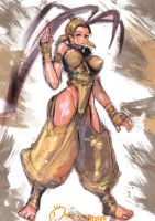 IBUKI SUPER STREET FIGHTER 4 by ultimatewp