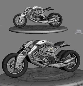 concept bike by Anil4Animal