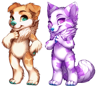 Furvilla Painties by Ponacho