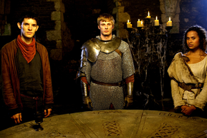 Merlin 03x13 Promo by TwilightxGirl
