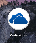 OneDrive icon by club17