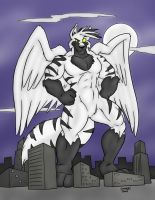 - Omega in the city - by notveryathletic
