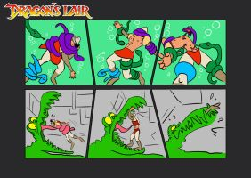 Commission Dirk Daring Game Over Part 3 by KingRiek