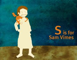 S is for Sam Vimes by whosname