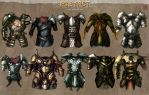 Age Past Armors by Tsabo6