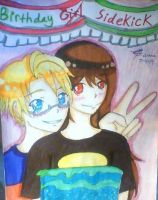 Happy Birthday to Me- Hetalia Style pic 2/2 by DaisyLovin