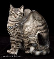 Silver Bengal Flapcat proto by Reptangle