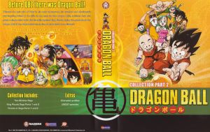 Dragon Ball - Collection - Part Two - Back by salar2