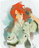 Luke Fon Fabre by Rock-Bomber