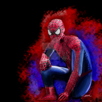The Amazing Spidey by kill312