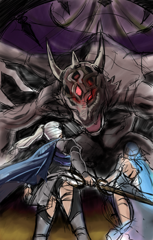 Unfinished: FE Fates Birthright End game by VKliza