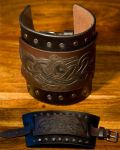 Braclet Roede - Orm by Wodenswolf