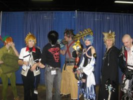 Kingdom Hearts ACen 2012 part 3 by gerotto1