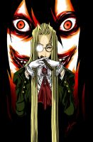 Sir Integra -Hellsing by Sha-H